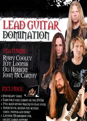 Rent Lead Guitar Domination Online DVD Rental