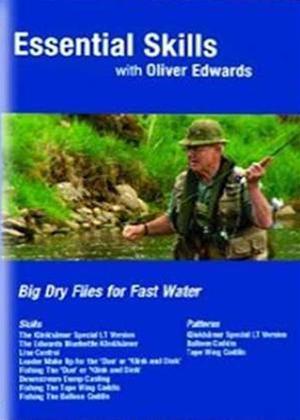Rent Essential Skills: Big Dry Flies for Fast Water Online DVD Rental