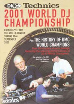 Rent Technics World DJ Mixing Final 2001 Online DVD Rental