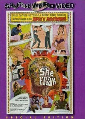 Rent She Freak Online DVD Rental