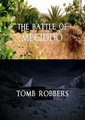 Rent Battle of Meggido / Tomb Robbers Online DVD Rental