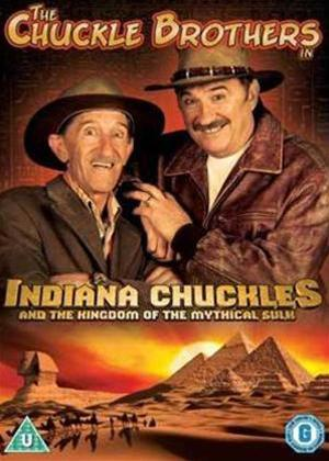 The Chuckle Brothers: Indiana Chuckle and the Kingdom of the Mythical Sulk Online DVD Rental