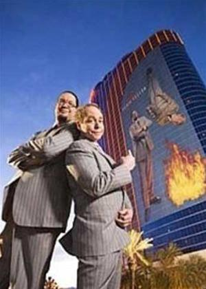 Penn and Teller: Fool Us Online DVD Rental