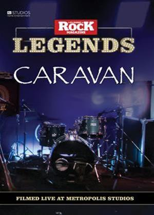 Rent Classic Rock Legends: Caravan Online DVD Rental