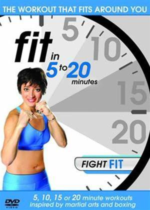 Fit in 5 to 20 Minutes: Fight Fit Online DVD Rental