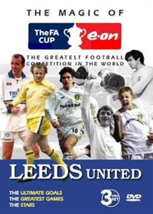 Rent Leeds United FC: Magic of the FA.Cup Online DVD Rental