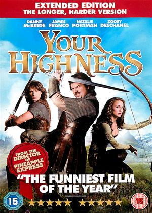 Rent Your Highness Online DVD Rental