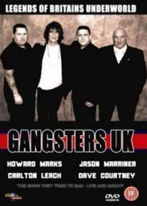 Rent Gangsters UK Online DVD Rental