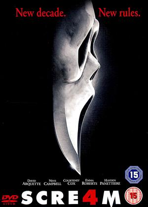 Scream 4 Online DVD Rental