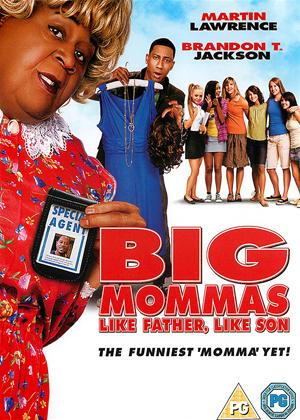 Rent Big Mommas: Like Father, Like Son Online DVD Rental