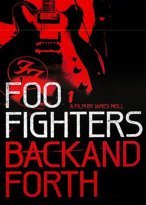 Foo Fighters: Back and Forth Online DVD Rental