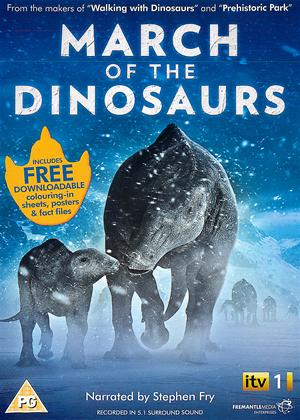 Rent March of the Dinosaurs Online DVD Rental