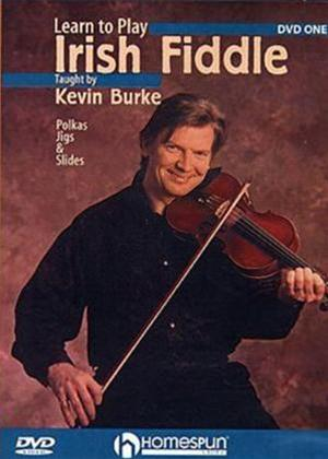 Rent Learn to Play: Irish Fiddle 1: Polkas, Jigs and Slides Online DVD Rental