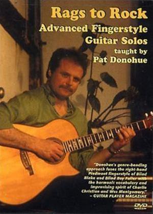 Rent Rags to Rock: Advanced Fingerstyle Guitar Solos Online DVD Rental