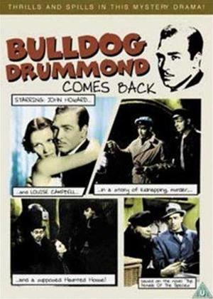 Bulldog Drummond Comes Back Online DVD Rental