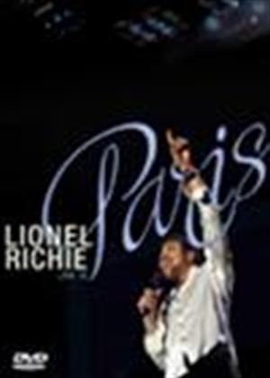 Rent Lionel Richie: Live in Paris Online DVD Rental