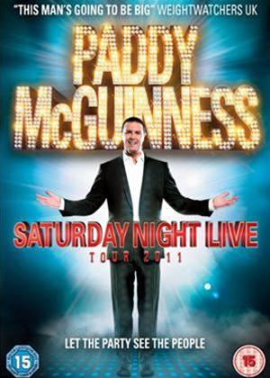 Paddy McGuinness: Live Online DVD Rental