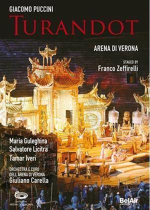 Turandot: Arena Di Verona Online DVD Rental