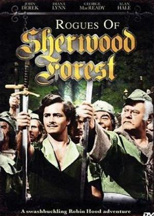Rent Rogues of Sherwood Forest Online DVD Rental