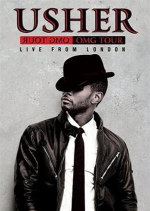 Rent Usher: OMG Tour: Live from London Online DVD Rental