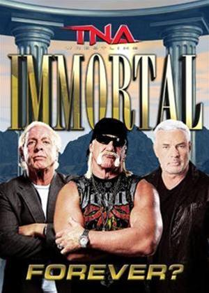 Rent TNA Wrestling: Immortal Forever Online DVD Rental