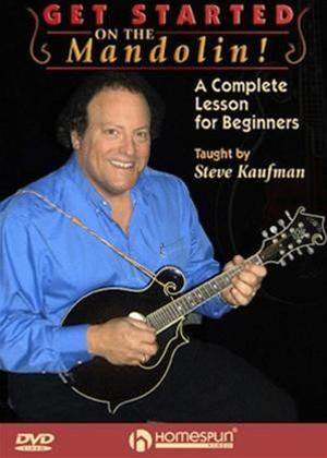 Get Started on the Mandolin: A Complete Lesson for Beginners Online DVD Rental