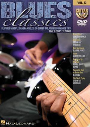 Rent Blues Classics Guitar Play-along: Vol.23 Online DVD Rental