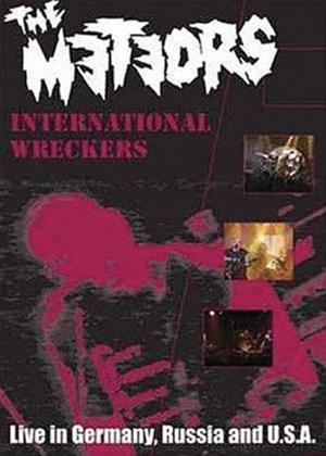 The Meteors: International Wreckers Online DVD Rental