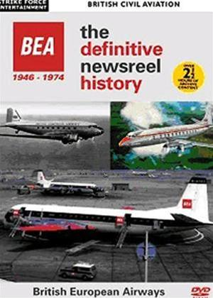 Rent British Civil Aviation: BEA: The Definitive Newsreel History Online DVD Rental
