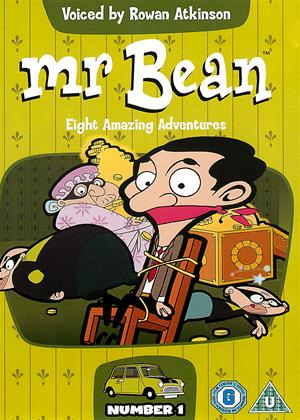 Rent Mr Bean: The Animated Series: Vol.1 Online DVD Rental