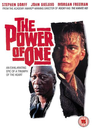 Rent The Power of One Online DVD Rental