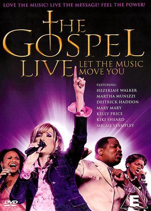 Gospel: Live Online DVD Rental
