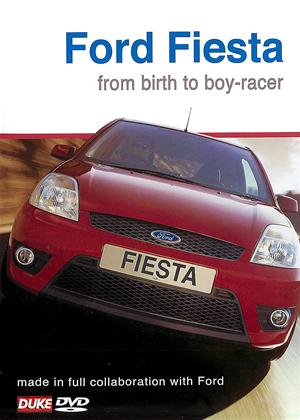 Ford Fiesta: From Birth to Boy-Racer Online DVD Rental