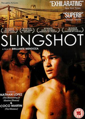Slingshot Online DVD Rental