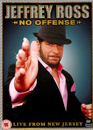 Rent Jeffrey Ross: No Offence: Live from New Jersey Online DVD Rental