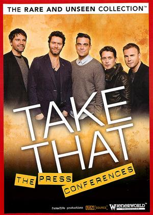 Rare and Unseen: Take That Online DVD Rental