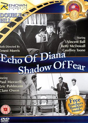 Rent Echo of Diana / Shadow of Fear Online DVD Rental