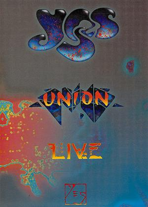 Yes: Union: Live Online DVD Rental