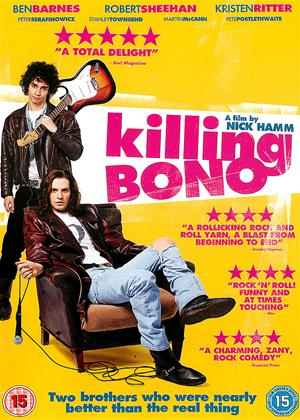 Killing Bono Online DVD Rental