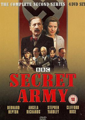 Secret Army: Series 2 Online DVD Rental