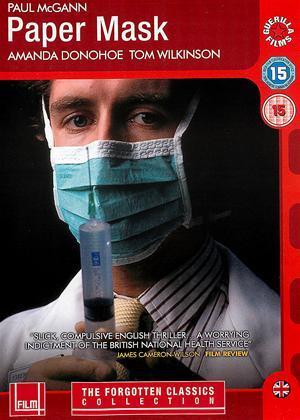 Paper Mask Online DVD Rental