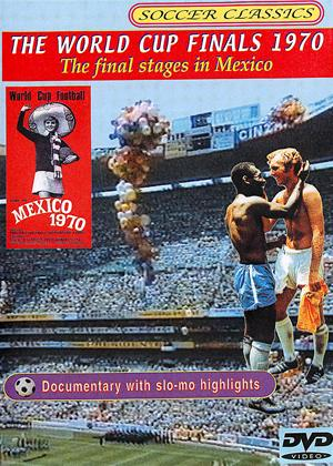 Rent World Cup Finals 1970 Online DVD Rental
