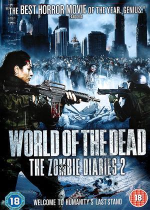 Zombie Diaries 2 Online DVD Rental