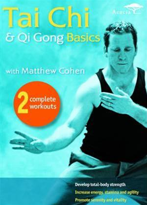 Tai Chi and Qi Gong Basics Online DVD Rental