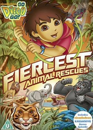 Go Diego Go: Fiercest Animal Rescue Online DVD Rental