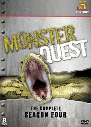 Monster Quest: Series 4 Online DVD Rental