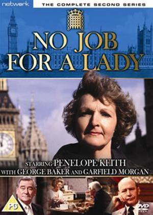 No Job for a Lady: Series 2 Online DVD Rental