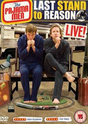 The Pajama Men Online DVD Rental