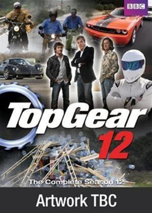 Top Gear: Series 12 Online DVD Rental