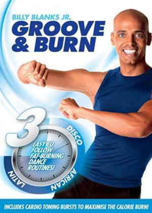 Rent Billy Blanks Jr: Dance with Me: Groove and Burn Online DVD Rental